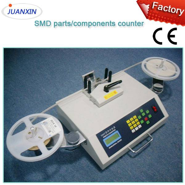 Automatic SMD parts counter, electronic parts counter