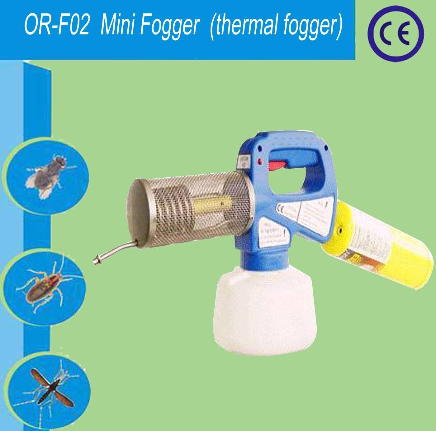 propane mini fogger with pest control,mosquito