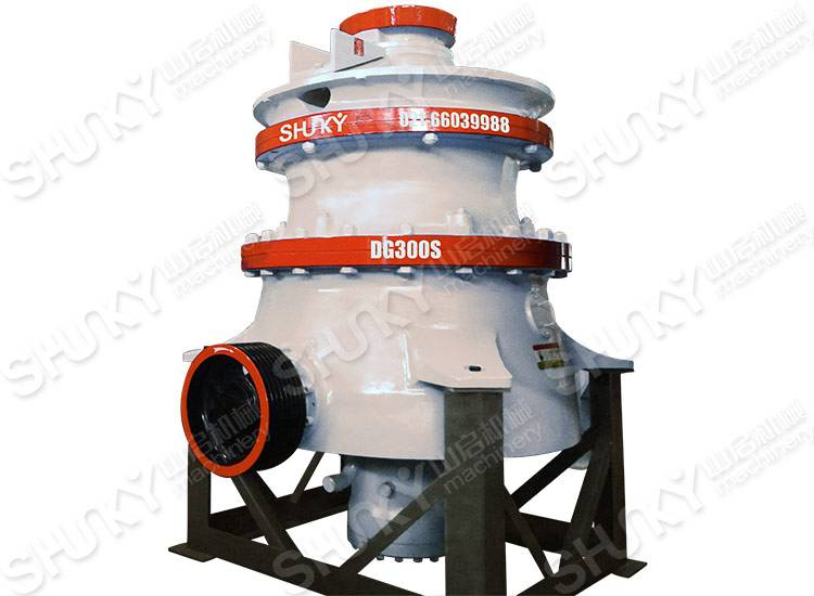 DG Series Hydraulic Cone Crusher