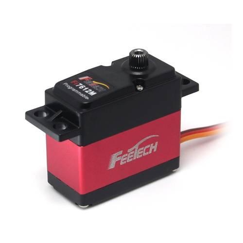 High Speed 0.09sec 12.8kg.cm HV Programmable Digital Servo Fi7612M