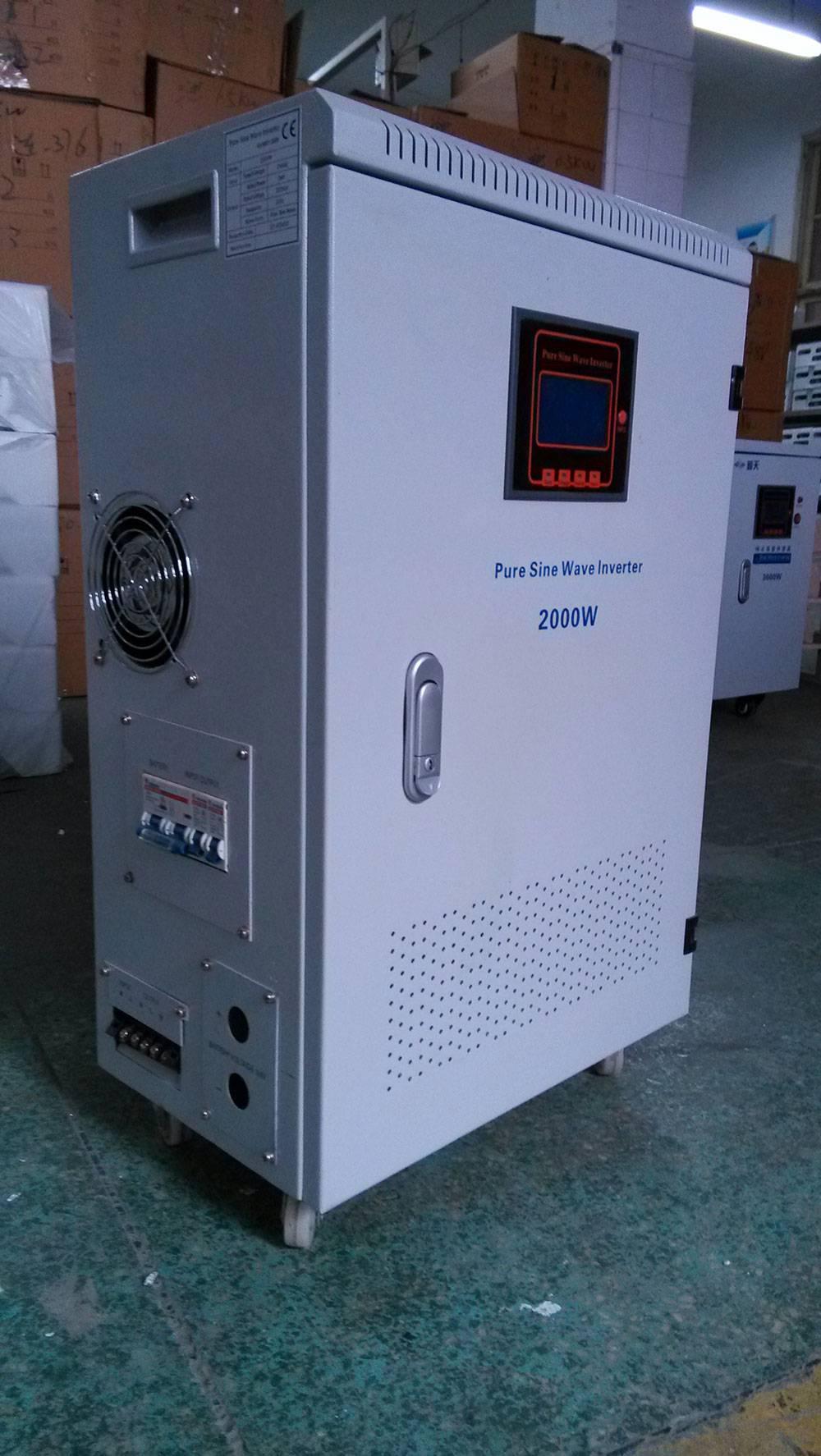 10000 watt pure sine wave power inverter
