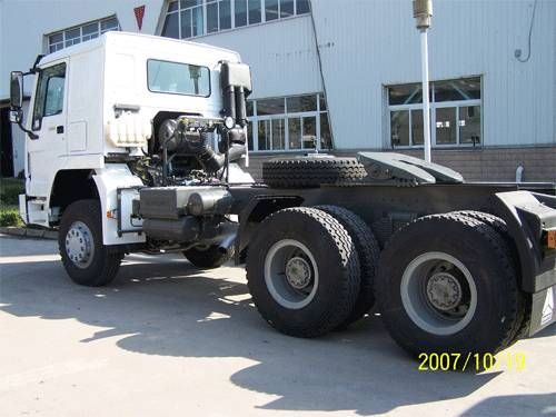 SINOTRUK HOWO All-Wheel Drive Tractor(4x4,6x6)