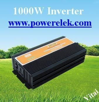 1000W Modified sine wave power inverter (BEST PRICE)