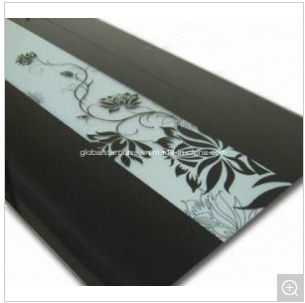 4-6mm Silk Screen Tempered Glass