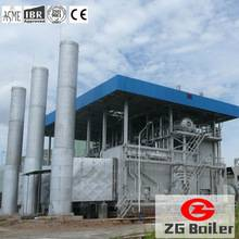 cement plant waste heat recovery boiler