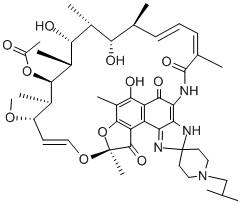 Rifabutin CAS 72559-06-9