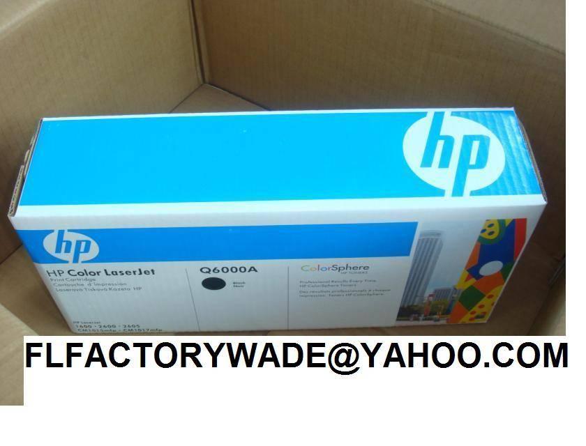 Sell original hp q6000a q6001a q6002a q6003a laser printer toner cartridge
