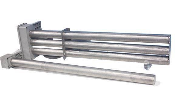 PTC single tubular heater