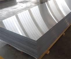 3003 H14 aluminum heat transfer plate
