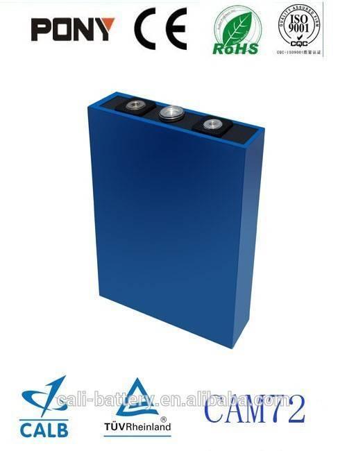 72AH LiFePO4 lithium battery-Lighter