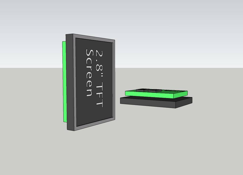 lcd panel+mcu board+memory+power 10000unit