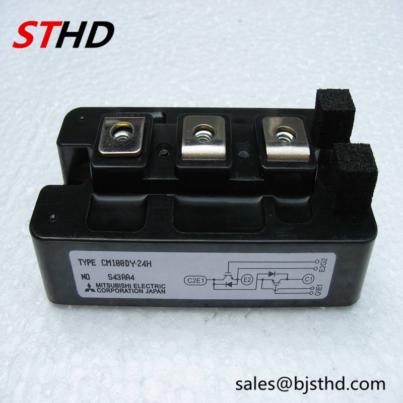 CM100DY-24A CM100DY IGBT MODULES HIGH POWER SWITCHING USE