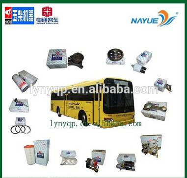 YUCHAI engine parts YC4D130-20 YC4G180-20 for ZHONGTONG Bus
