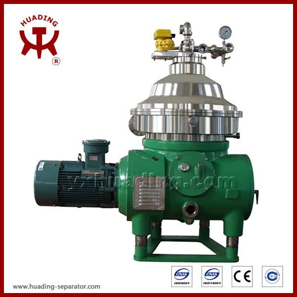 Disc Stach Centrifuge for oil separation