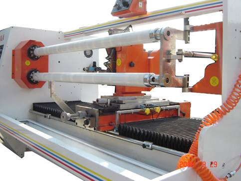 BX-703AA-1 high-precision large-sized dual-tube automatic cutting machine