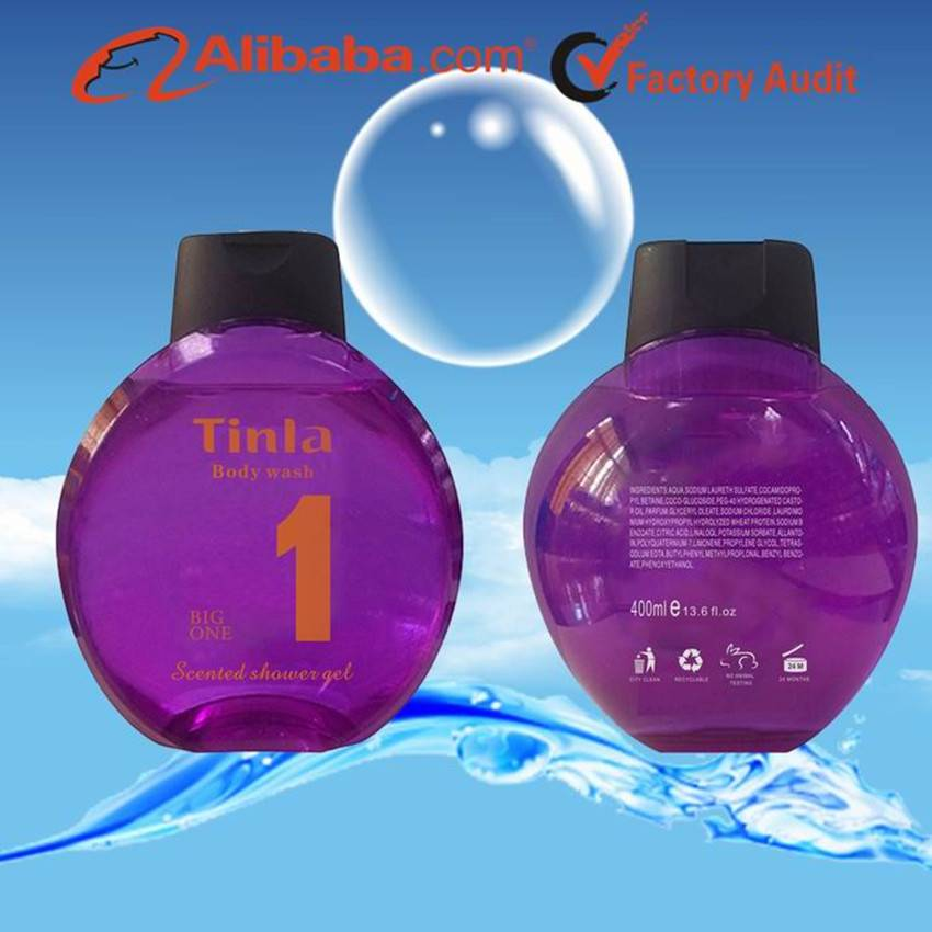 High-end Scented Bath Shower Gel