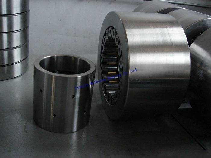 FC, Fcd Series Four-Row Cylindrical Roller Bearings