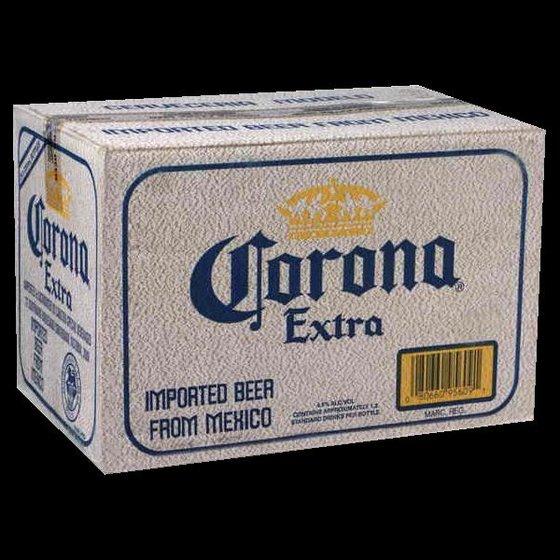 Carlsberg Green Beer, Corona Extra Beer