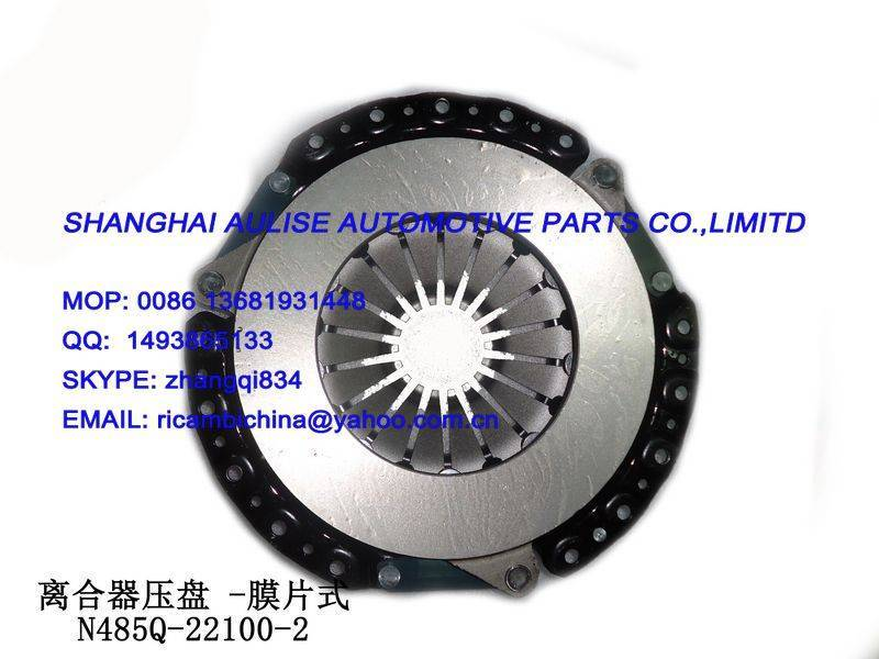 sell auto clutch pressure plate cover