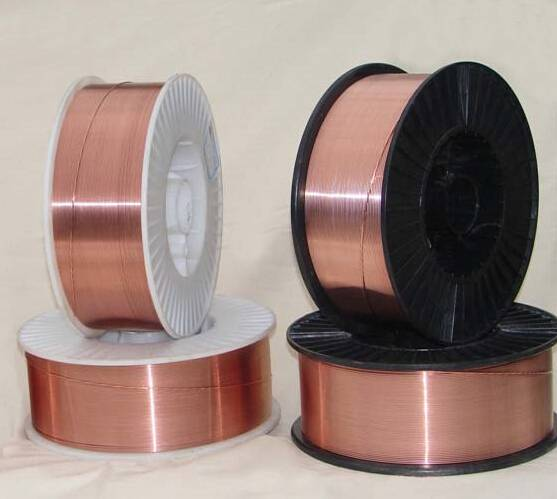 Factory Directly 15kg Spool Lay Wind AWS ER70S-6 MIG CO2 Welding Wire