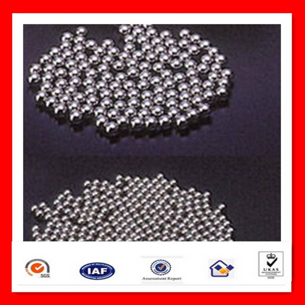 stainless steel ball from Chinese munufacture