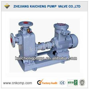 CYZ-A self priming oil pump