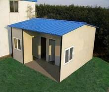 Strong structure movable prefab homes
