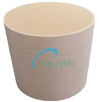 CERACOMB c-DPF(Catalyzed Diesel Particulate Filter) Catalyst for diesel vehicle De-PM