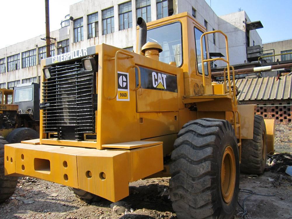 CAT 966D loader, used wheel loader caterpillar 966