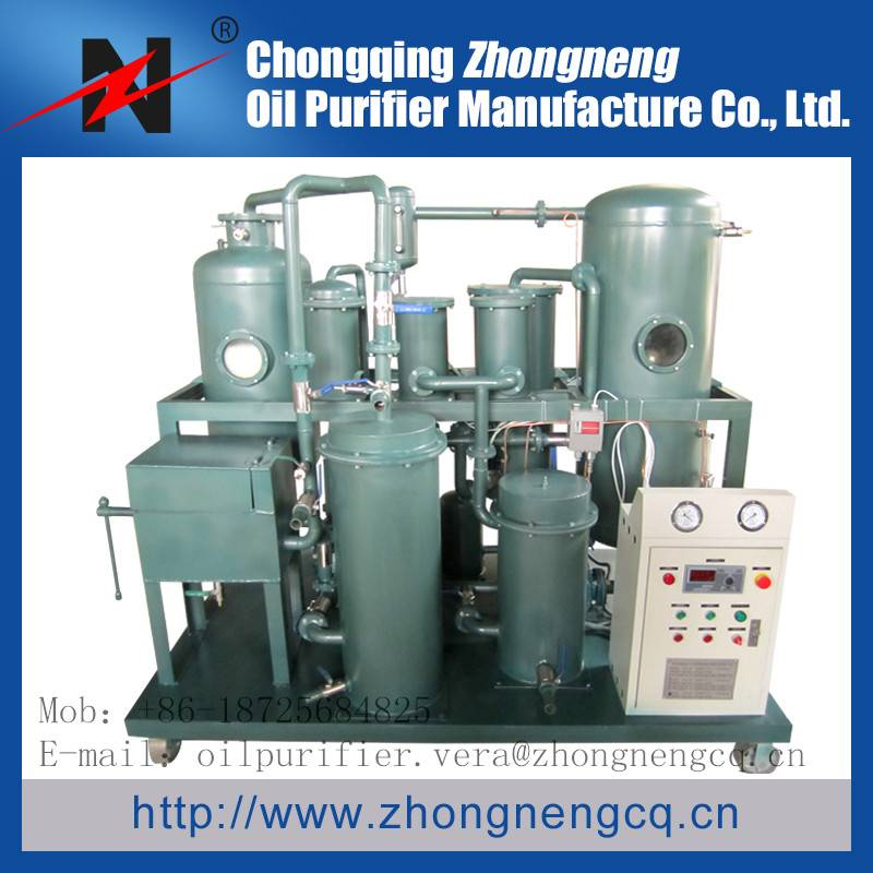 TYC series Engine/Lube Oil Recycling Plant, Lube Oil/waste motor oil Treatment Machine