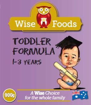 Premium Australian Baby Food Formula