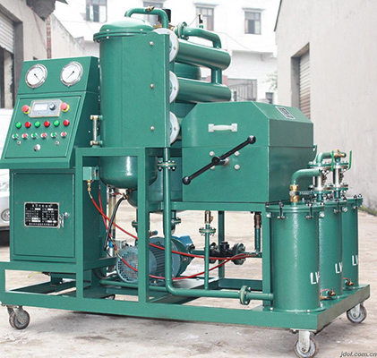 Used Cooking Oil Recycling Flushing Machine