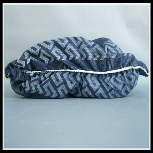 Non skid non woven shoe cover