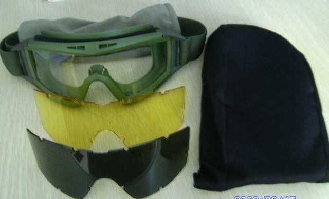 Military Goggle Police Goggle Sun Goggle