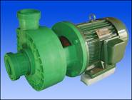 FP Series polypropylene plastic centrifugal pump