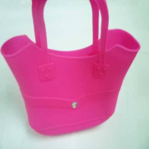 fashion women silicone bag