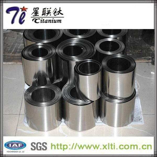 Price for Annealing ASTM B265 Gr2 0.005mm Titanium Foil