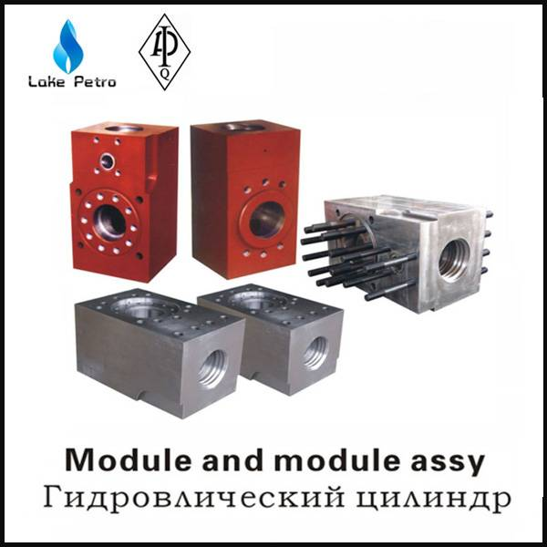 API 7K Fluid Module Assembly for mud pump