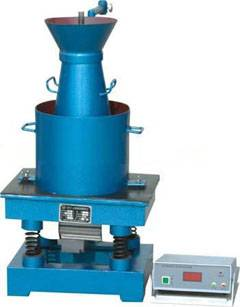 VeBe consistometer Instrument