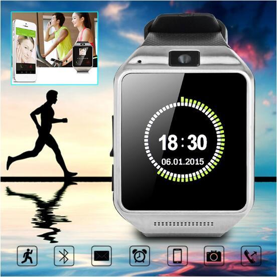 1.5 inch, bluetooth 3.0,128M+64M, SIM 3G smartwatch
