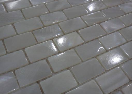 sell shell mosaic tile/river shell mosaic tile/sea shell tile