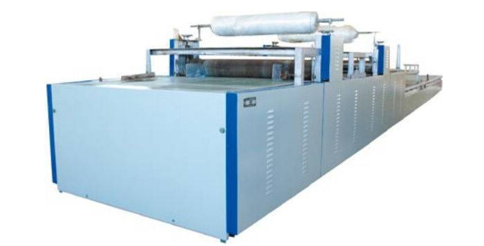 board and tile making machine
