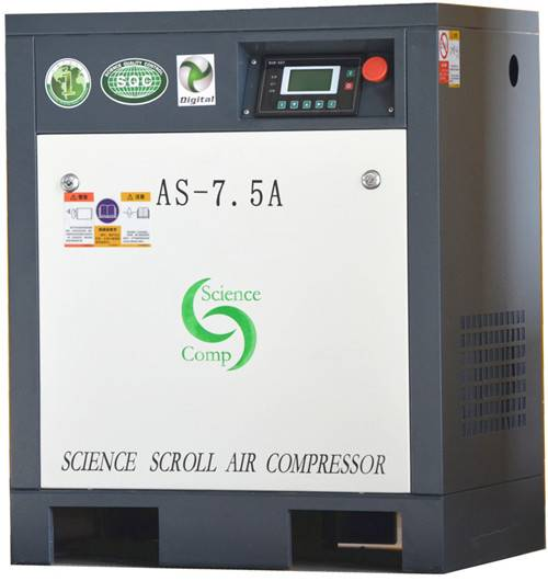 AS0.9-7.5 scroll air compressor