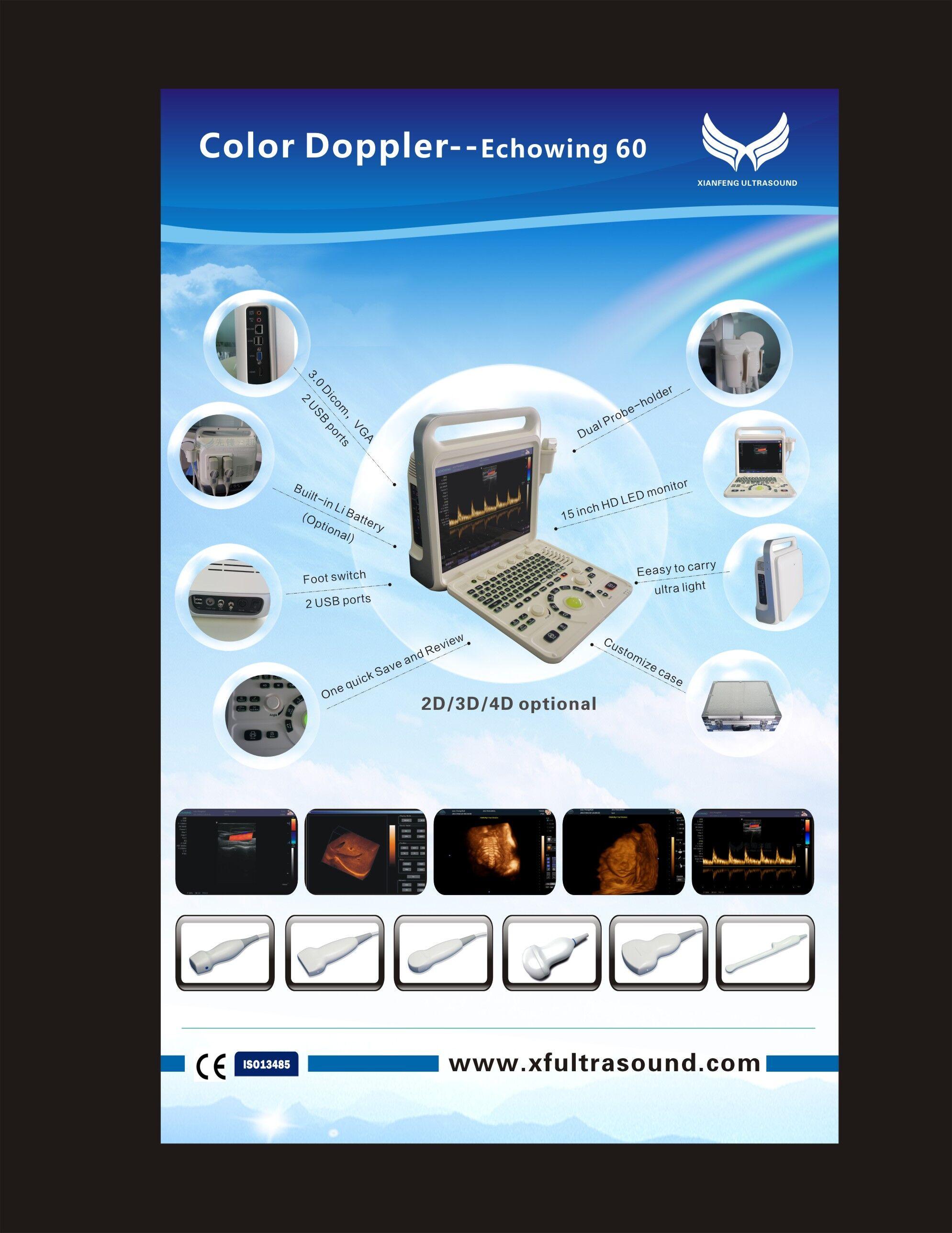 Portable Color Doppler