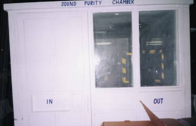 SOUND TESTING CHAMBERS/ ANECHOIC CHAMBERS & INDUSTRIAL NOISE CONTROL