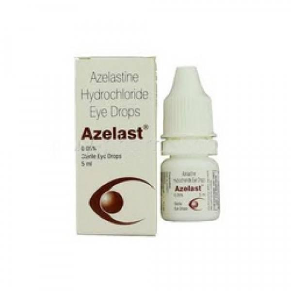 Azelast (Azelastine) Eye Drops