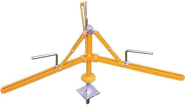 ADJUSTABLE-COLLAPSIBLE SPINNING JENNY