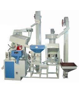NZJ Compact Rice Milling Line