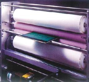 PP adhesive roller for cleaning machine(PP knife-free type)