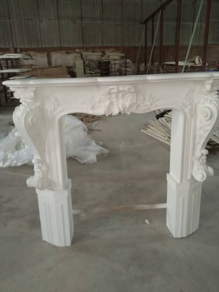 PU Fireplace Mantel